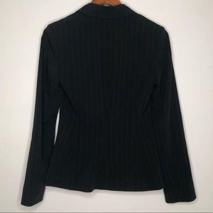 H&M Jackets & Coats - H&M pinstripe blazer size 4